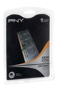 Pny SODIMM 1 Go DDR PC-2700 CL2,5