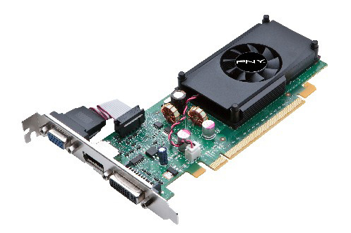 Pny GeForce 210 512Mo DDR2