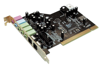 Carte son AUREON 5.1 PCI Terratec