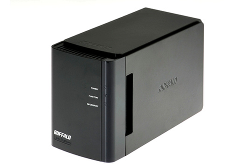 Buffalo LinkStation Duo 2 To RAID / USB 2.0 / ETHERNET