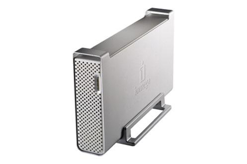 Iomega UltraMax 1 To USB 2.0 / eSATA / FIREWIRE 800