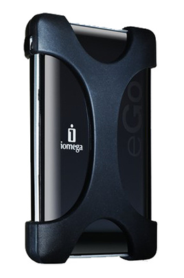 Disque dur externe Iomega eGo BlackBelt 500 Go USB 2.0 / USB 3.0