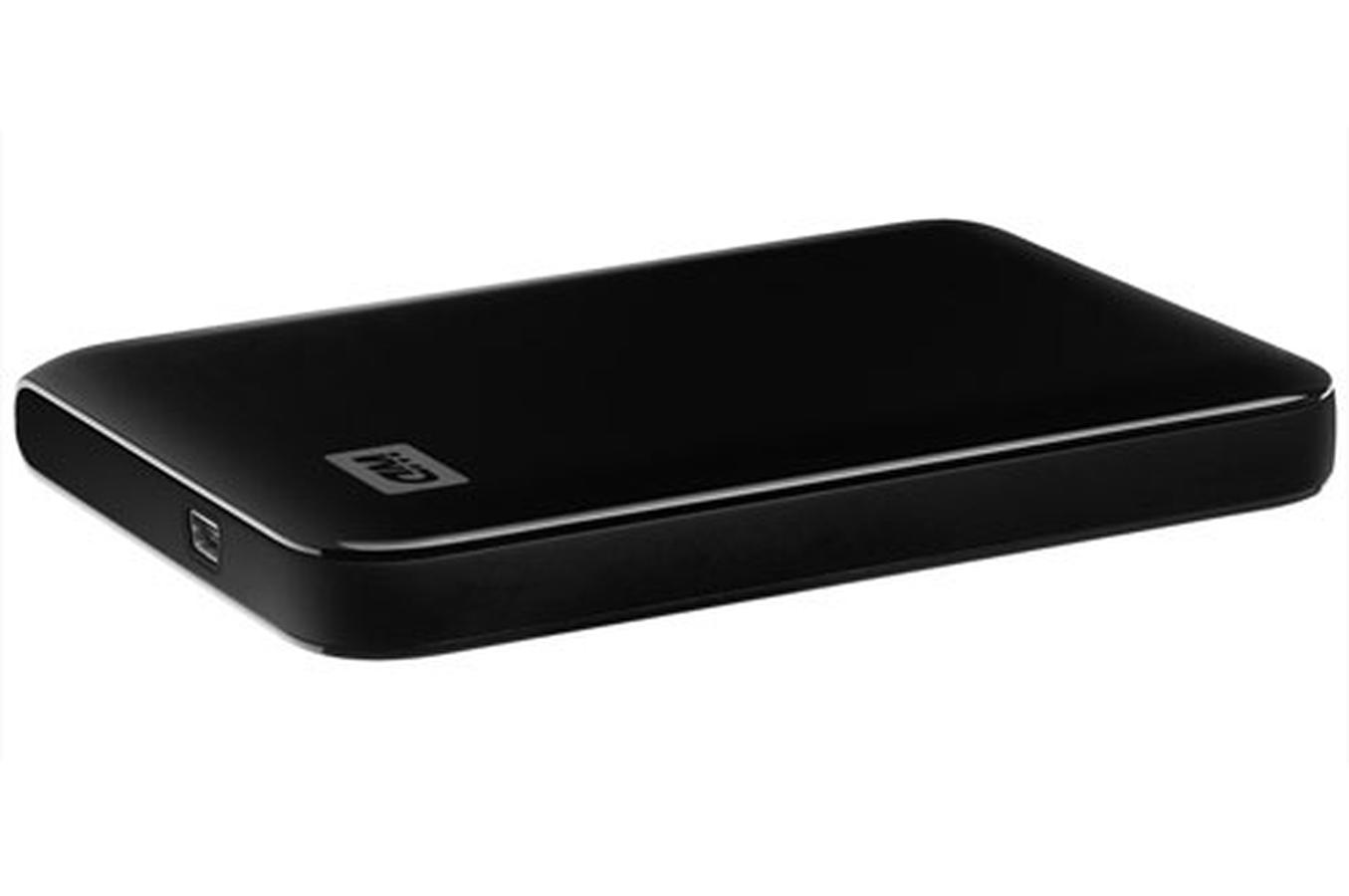 disque dur externe wd essential 500go noir essential500gonoir 1222902 darty. Black Bedroom Furniture Sets. Home Design Ideas