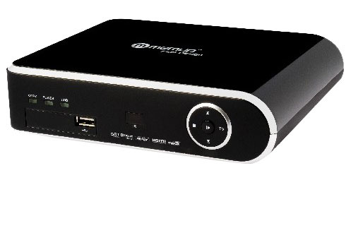 Memup MEDIADISK FX TV HD 1To USB 2.0 / HDMI