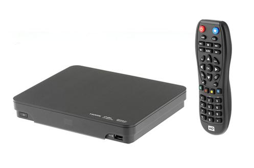 Western Digital TV LIVE HUB 1To USB 2.0 / HDMI / ETHERNET