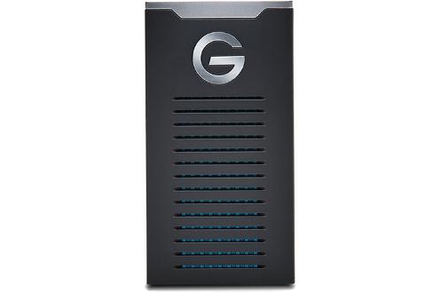 Taux de transfert jusqu'à 560 Mo/s Connectivité USB-CT (USB 3.1 Gén 2) Résistant aux chocs et aux vibrations