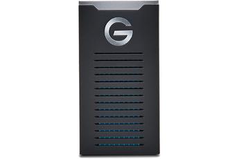 Taux de transfert jusqu'à 560 Mo/s Connectivité USB-CT (USB 3.1 Gén 2) Robuste, résistant à l'eau et à la poussière (IP67) Protection contre les chutes jusqu'à 3 mètres