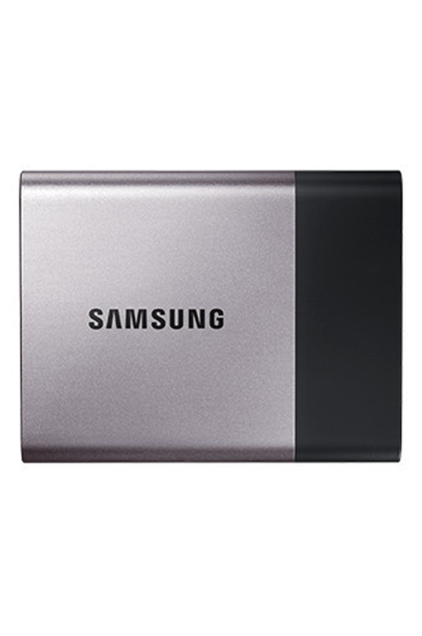 disque dur ssd samsung ssd portable t3 500 go ssd portable t3 samsung disque dur 4206878 darty. Black Bedroom Furniture Sets. Home Design Ideas