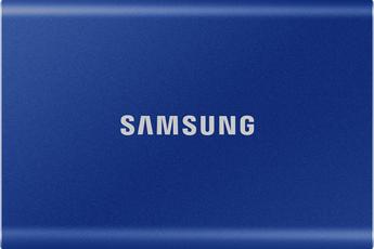 SSD externe Samsung SSD Externe T7 500Go bleu