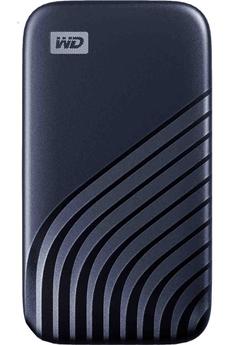 SSD externe Wd My PassportT SSD Bleu 500 Go