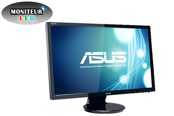 Ecran PC VE247H LED Asus