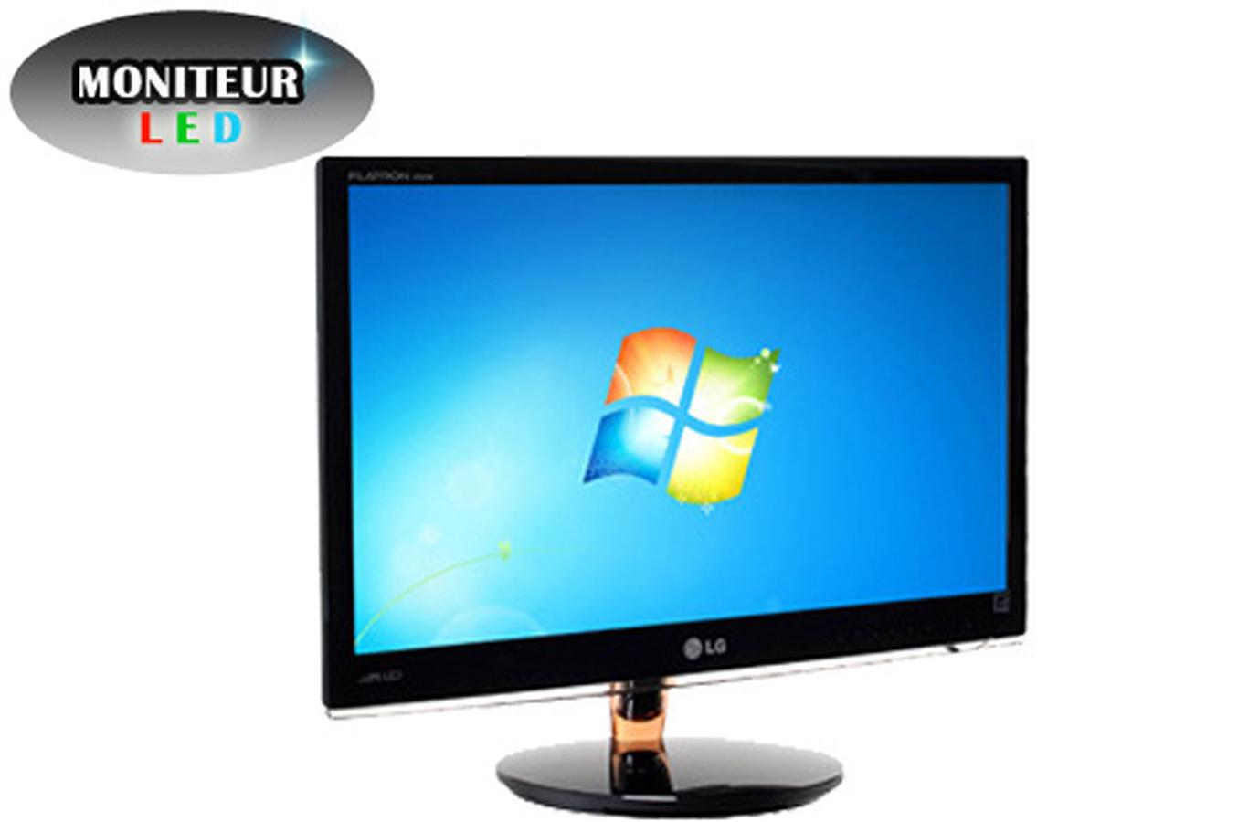 Ecran pc lg ips236v pn led ips236v pn 3419207 darty for Eclairage ecran pc