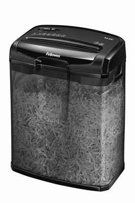 Destructeur de document Powershred M-6C 6 Feuilles Fellowes