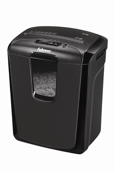 Destructeur de document Powershred M-8C 8 feuilles Fellowes