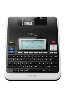 P-Touch 2730VP