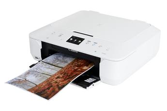 Imprimante jet d'encre PIXMA MG6650 BLANCHE Canon