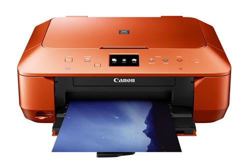 Canon MG6650 Orange