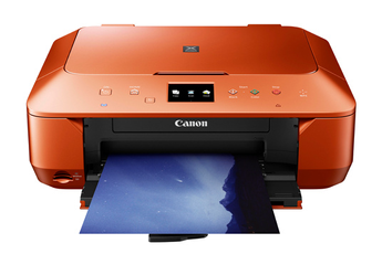 Imprimante jet d'encre MG6650 Orange Canon