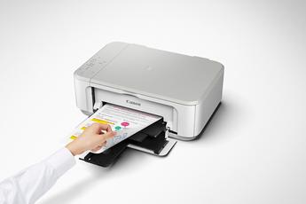 CANON PIXMA MG3650 Blanche Wifi Impression et numérisation avec smartphone - Recto-verso - Scanner 1