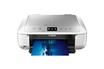 Imprimante jet d'encre MG 6853 Blanc/Argent Canon