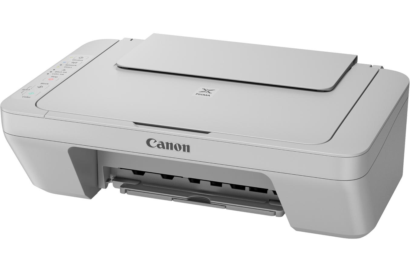 Imprimante jet d 39 encre canon pixma mg3052 gy eur 4264835 darty - Imprimante chez darty ...