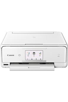 Imprimante jet d'encre PIXMA TS8051 WH EUR Canon
