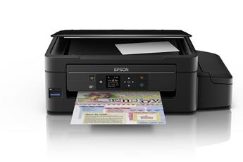 Imprimante jet d'encre EcoTank ET-2550 Epson