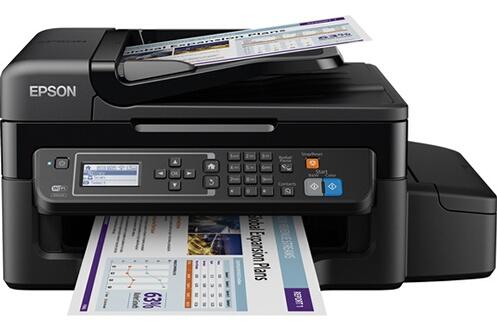Imprimante jet d'encre EcoTank ET-4500 Epson