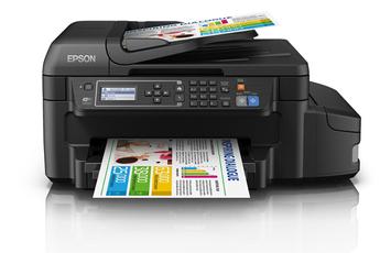 Imprimante jet d'encre EcoTank ET-4550 Epson