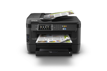 Imprimante jet d'encre Workforce WF-7620DTWF Epson