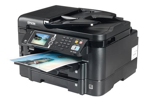 Imprimante jet d'encre Epson WorkForce WF-3640DTWF