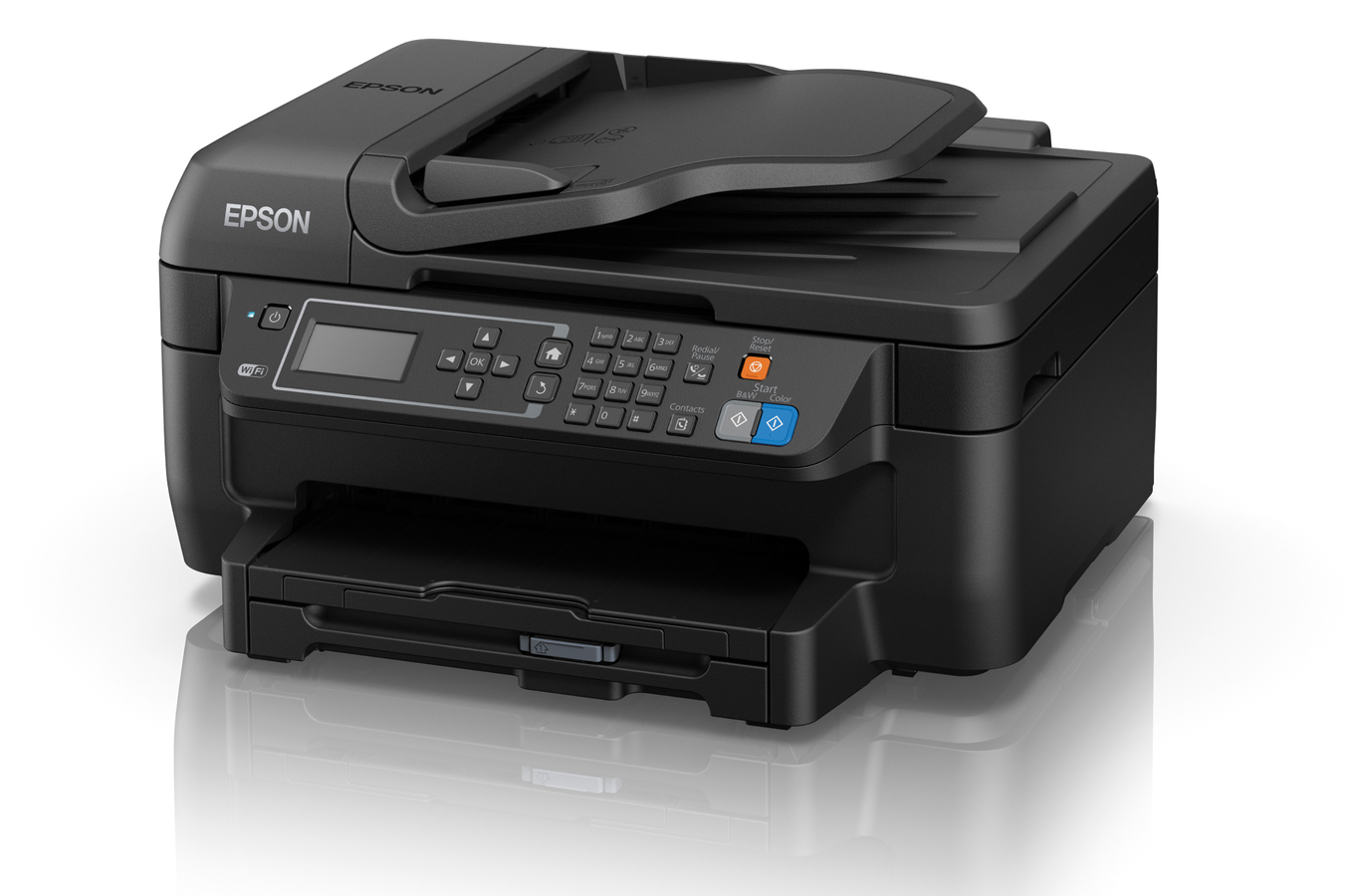 imprimante jet d 39 encre epson workforce wf 2750dwf 4234880 darty