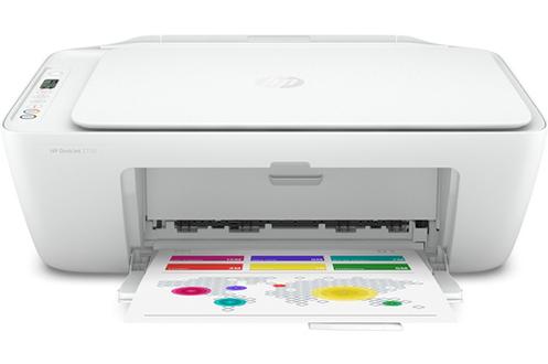 Imprimante HP DeskJet 2710 Blanc Eligible à Instant Ink