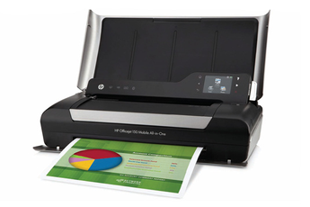 Imprimante jet d'encre Officejet 150 Mobile All-in-One Hp