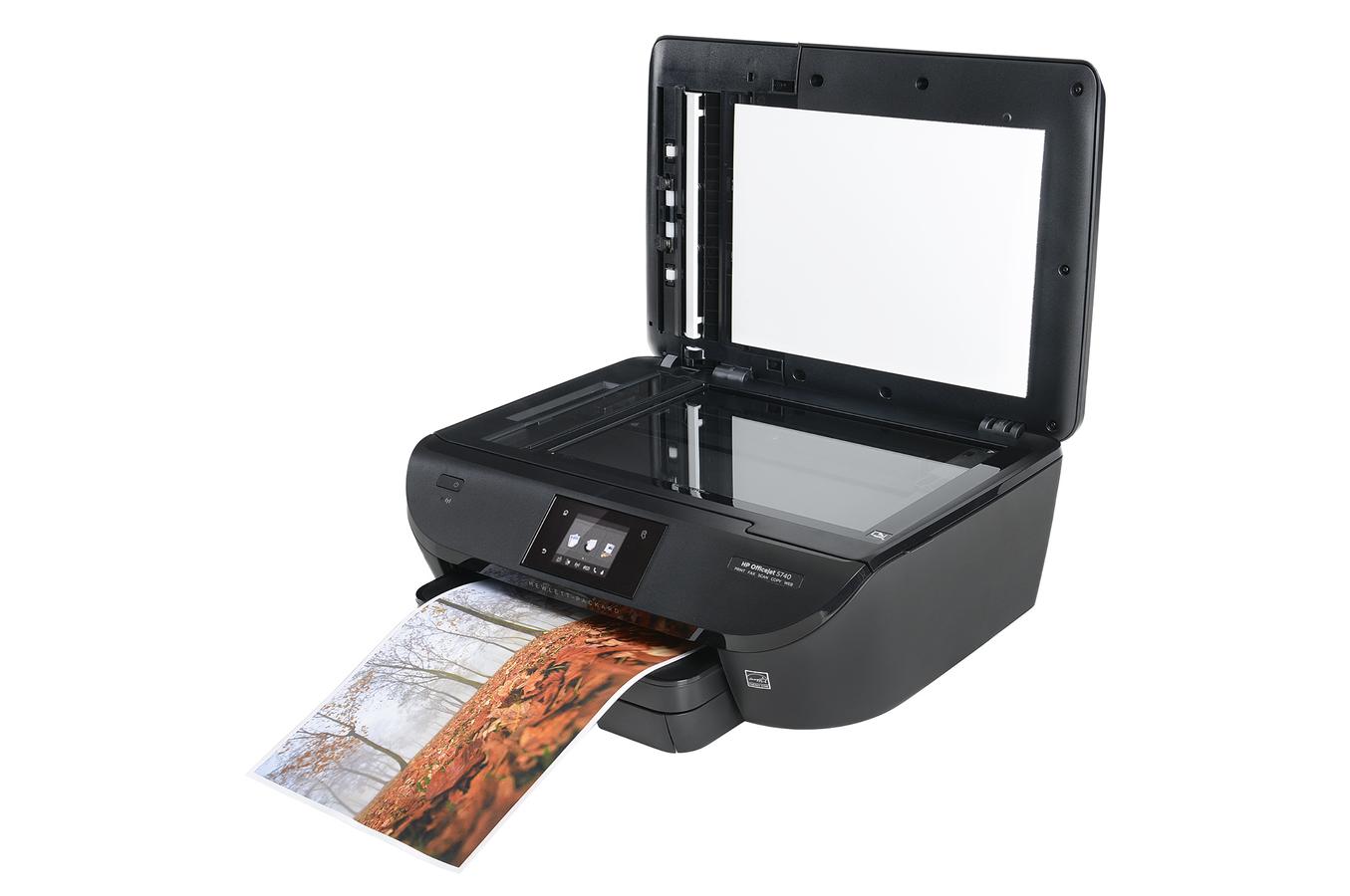 pack imprimante jet d 39 encre hp officejet 5740 5060010. Black Bedroom Furniture Sets. Home Design Ideas