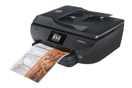 pack imprimante jet d 39 encre hp officejet5740 ink50. Black Bedroom Furniture Sets. Home Design Ideas