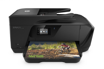 Imprimante jet d'encre OFFICEJET 7510 Hp