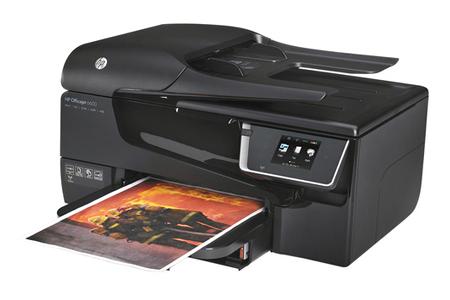 imprimante jet d 39 encre hp officejet 6600 e all in one officejet 6600 darty. Black Bedroom Furniture Sets. Home Design Ideas