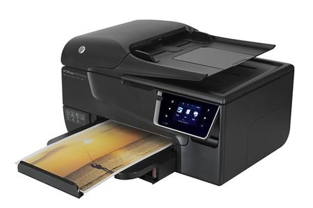 imprimante jet d 39 encre hp officejet 6700 premium darty. Black Bedroom Furniture Sets. Home Design Ideas
