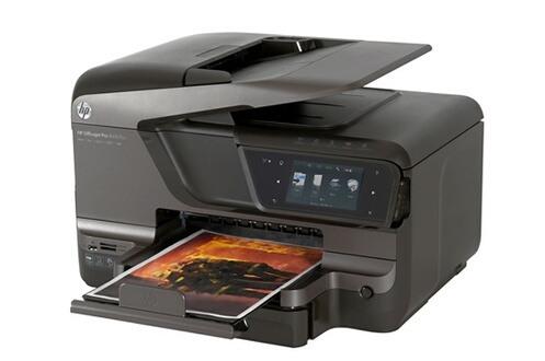 imprimante jet d encre hp officejet oj pro 8600 plus 2012 ventes pas. Black Bedroom Furniture Sets. Home Design Ideas