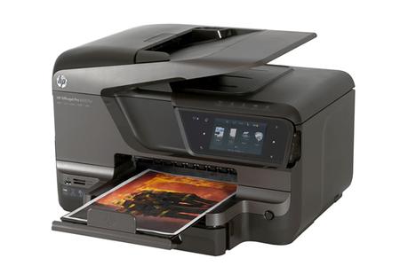 imprimante jet d 39 encre hp officejet pro 8600 plus darty. Black Bedroom Furniture Sets. Home Design Ideas