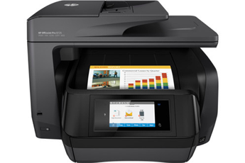 Imprimante jet d'encre OFFICEJET PRO 8725 Hp