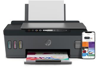 Imprimante multifonction Hp SMART TANK PLUS 555