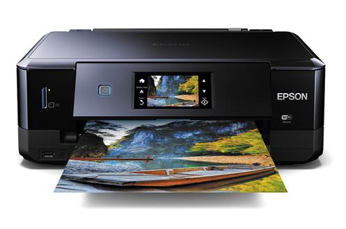 Imprimante jet d'encre Epson XP-760