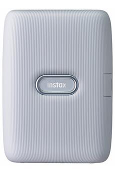 Imprimante monofonction Fujifilm INSTAX MINI LINK ASH WHITE