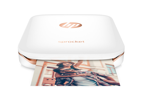 Hp SPROCKET PLUS BLANC