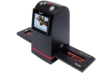 scanner rollei df s 100 se darty. Black Bedroom Furniture Sets. Home Design Ideas