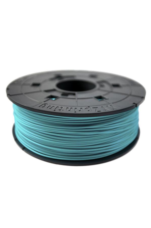 consommable imprimante 3d xyz printing filament da vinci abs turquoise filament da vinci. Black Bedroom Furniture Sets. Home Design Ideas