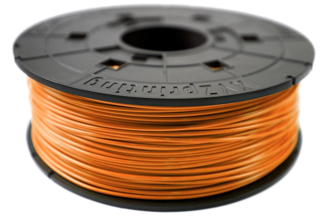 consommable imprimante 3d xyz printing filament abs orange 4177886 darty. Black Bedroom Furniture Sets. Home Design Ideas