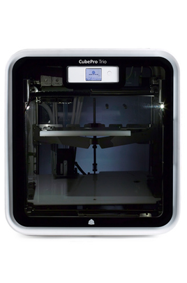 Imprimante 3D CUBEPRO TRIO 3d System